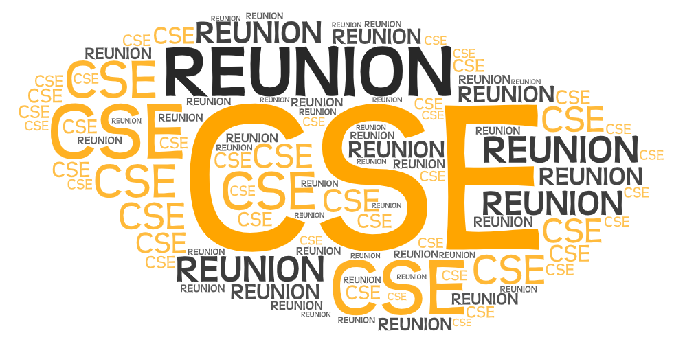 CSE: Réunion AVRIL 2021